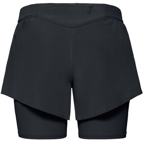 Odlo Zeroweight Ceramicool PRO 2-in-1 Shorts Dame black